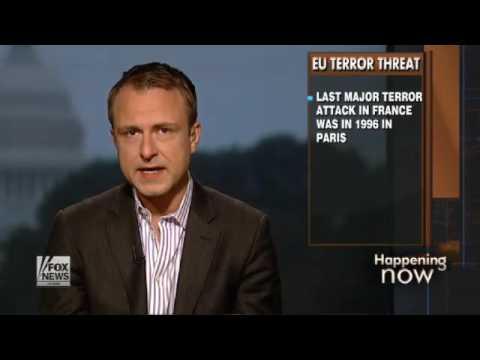 Europe Terror Plot Foiled