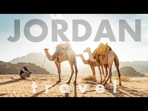 Travel in Jordan [Sony a7sii + Zhiyun Crane + Sony 28mm f2 + DJI Phantom 4]