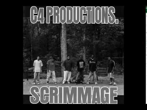 C4 Production - Scrimmage (1997 / Hip Hop / Hardcore Hip Hop / Thug Rap)