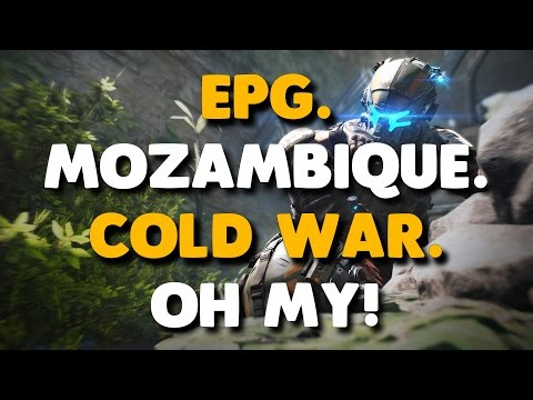 Titanfall 2 - EPG, MOZAMBIQUE, COLD WAR, OH MY!