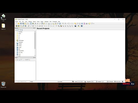 How to Download and Install QGIS Latest Version | 2018 | ILU Tutorials