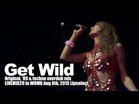 Get Wild(シティーハンターED) TM Network,TMN - Lipselect