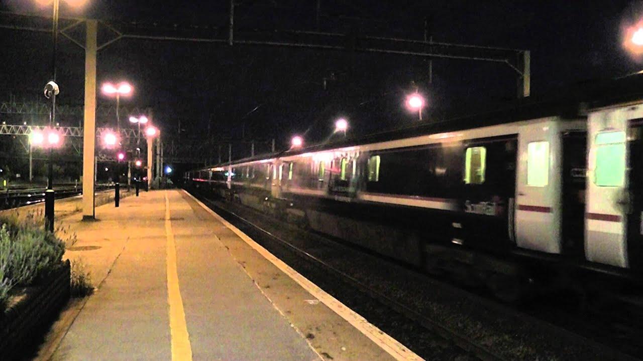 Hd Ews 90020 Collingwood At Watford Junction Hauling 1s25 Scotrail Sleeper