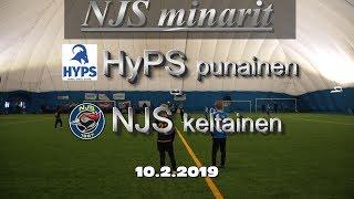 HyPS punainen vs NJS keltainen 10.2.2019