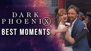 Best Red Carpet Moments! | X-Men: Dark Phoenix World Premiere