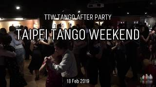 NyR Tango DJs - Troilo-Marino at the climax, Taipei Tango Weekend after party video