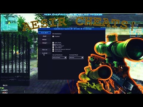 MW3 Hack/Client AESIR CHEATS!  [ Name Changer/Unlock All/Aimbot/Wall Hack/MUCH MORE! ] Undetected!