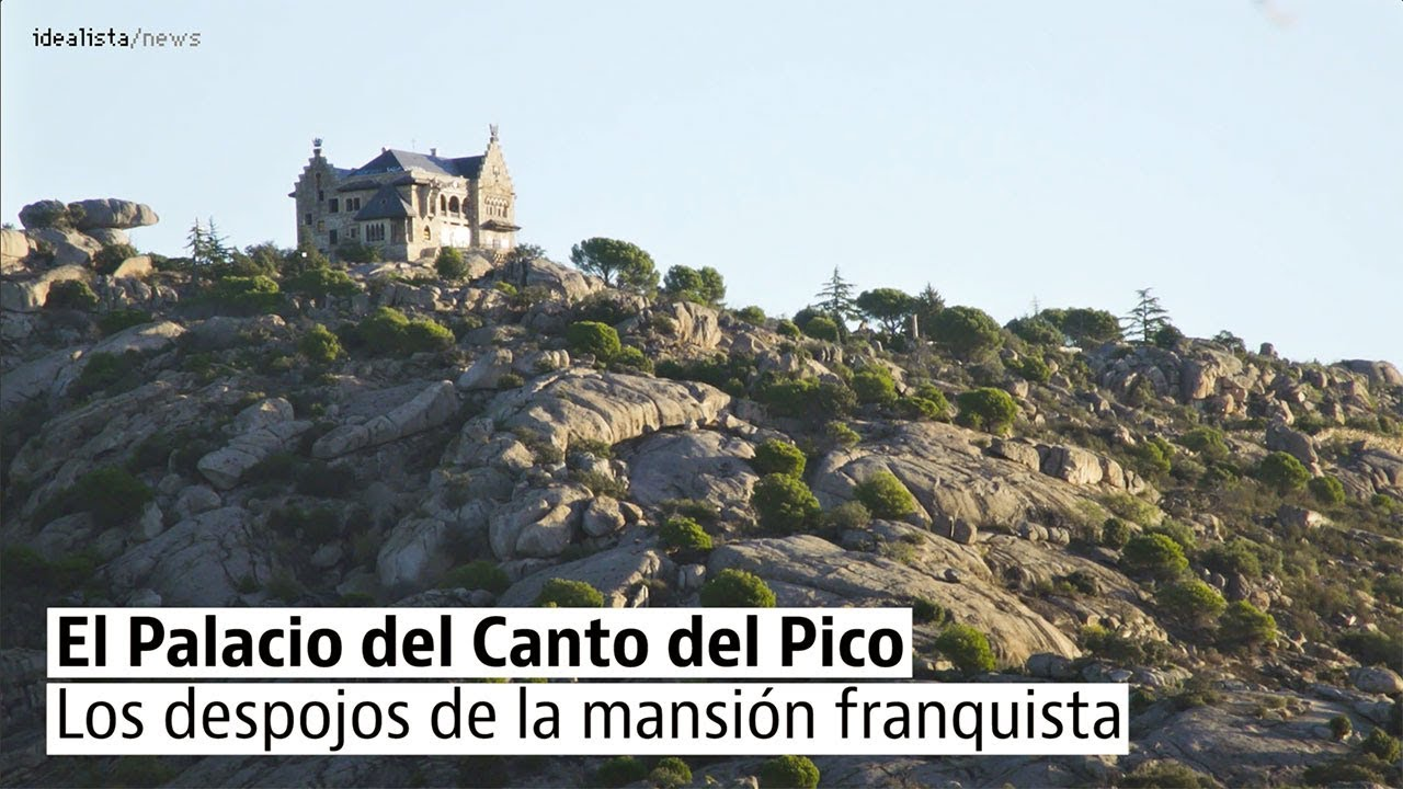 Palacio Del Canto Del Pico Del Esplendor Franquista A La Ruina