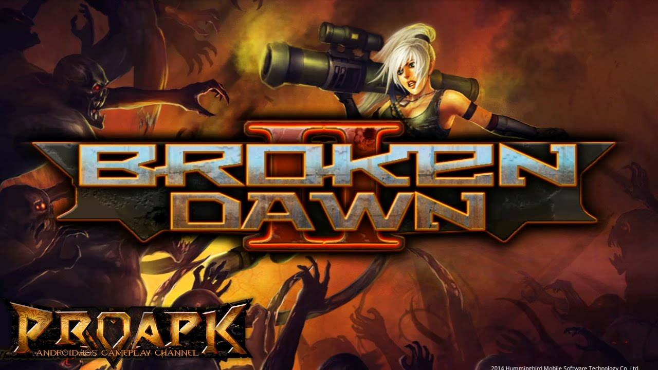 Image result for Broken dawn II