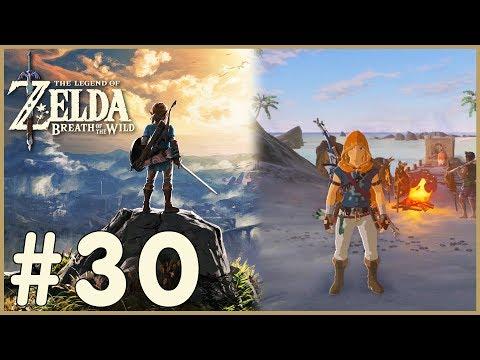 Zelda: Breath Of The Wild - Take Back The Sea (30)
