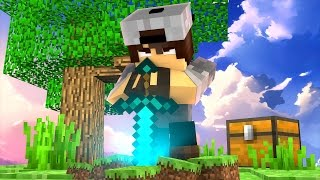 Minecraft: SKY WARS - SÓ POSTO AS QUE GANHO?!