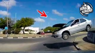 How not to drive your car/Car fails #5 August 2020/Bad drivers