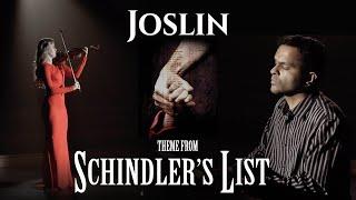 Schindler's List Theme - Joslin - John Williams cover