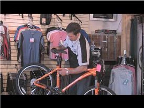 Bicycle Parts & Maintenance : How to Measure for a Mountain Bike ...