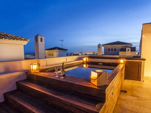 Medina Luxury Penthouse - Vacation Marbella