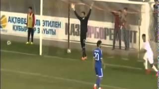 FC Aktobe - FC Dinamo Tbilisi / UEFA Champions League 2014-2015