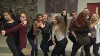 """""""Programme de Danse du Cégep de Sherbrooke"""" - Danse mal - François Pérusse"""