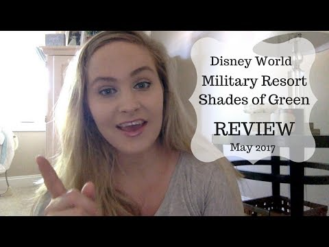 Disney Resort Review: Shades of Green