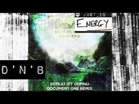 DNB: Tantrum Desire (Ft Coppa) - Repeat (Document One remix) [Technique Recordings]