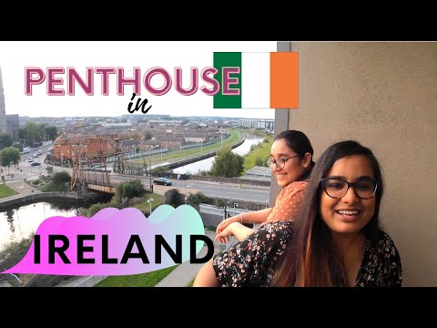 Rented house in Dublin city centre with BEST view (Indians in Ireland)