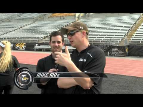 Towson Sports Network Pro Day