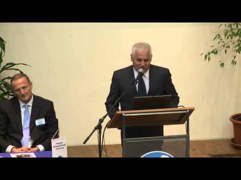 Megnyitó - Kovács Ferenc polgármester, Nyíregyháza Megyei Jogú Város Önkormányzata