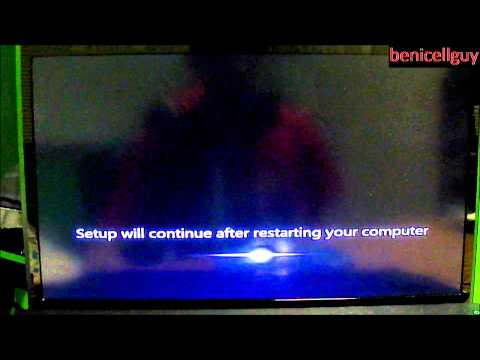 How to Restore Sony VAIO Windows 7 PC to Factory Settings
