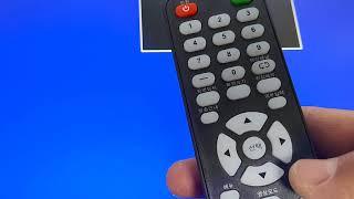 TV 자동채널검색 방법 채널 스캔 차량용TV 12V용 …