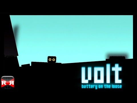 Volt Battery on the loose (by Quantized Bit) - iOS / Android / Windows Phone - Gameplay Video