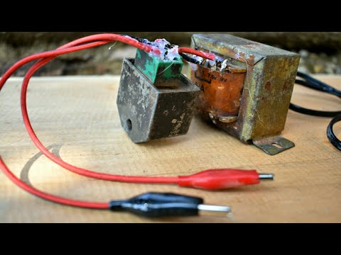 Tutorial!! How to make auto cut 12v battery charger high quality