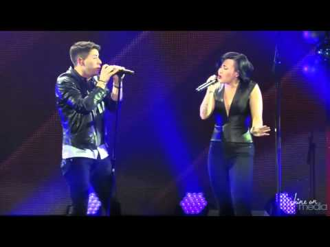 Avalanche - Nick Jonas e Demi Lovato Avalanche (Live at KIIS FM Jingle Ball 2014)
