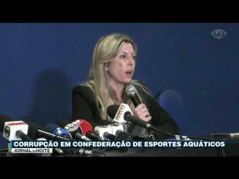 PF Mira Em Corrupção Na Confederação De Esportes Aquáticos