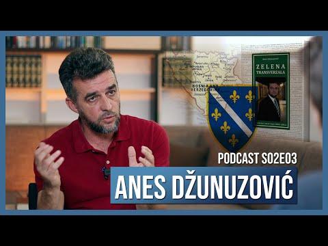 PODCAST S02E03: Anes Džunuzović -