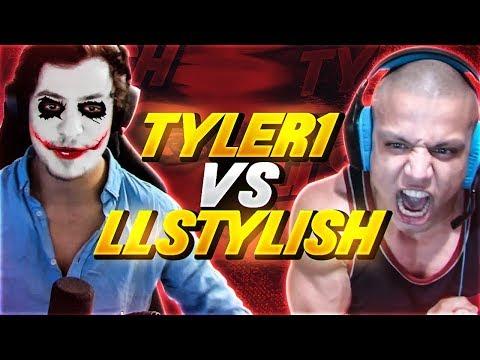 LL STYLISH | TYLER1 IS FREE ELO!!!
