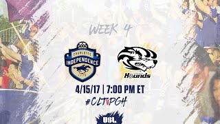 Charlotte Independence vs Pittsburgh Riverhounds full match