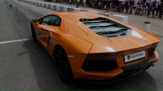 1200 HP Lamborghini Aventador VS 750 HP Mercedes-Benz E55 AMG VS 700 HP Mercedes-Benz CLS63 AMG