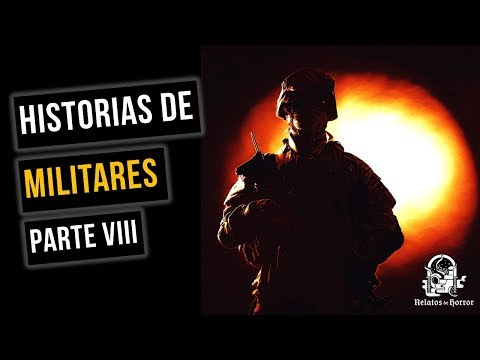 Historias De Militares Vol. 8 (Relatos De Horror)