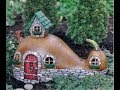 40 of the most beautiful Gourd Fairy House Garden Ideas