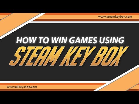 How To Win Games Using SteamKeyBox