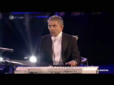 Olympic Games 2012 - Rowan Atkinson - Opening Ceremony