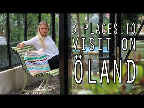 Three places to visit on Öland