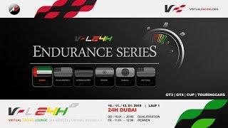 Assetto Corsa | VRL24H  2019 – Lauf 1 raceunion 24h von Dubai – virtualracing.org