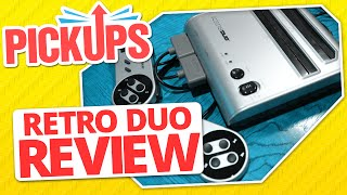 RetroDuo Clone Video Game System & RetroGEN Review - Pickups - Rerez