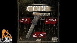 ASA ft. E Mozzy, Lil Yase - The Code [Prod. Ronny J.] [Thizzler.com]
