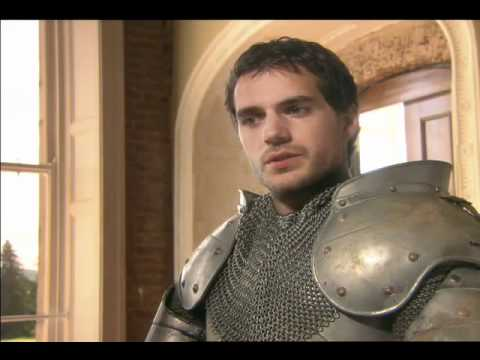 An Interview with Henry about Charles Brandon's Moral Struggles in Season 3 of The Tudors.