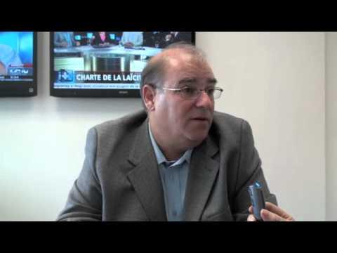 Entrevue avec le directeur de Radio-Canada de l'Est, Denis Langlois