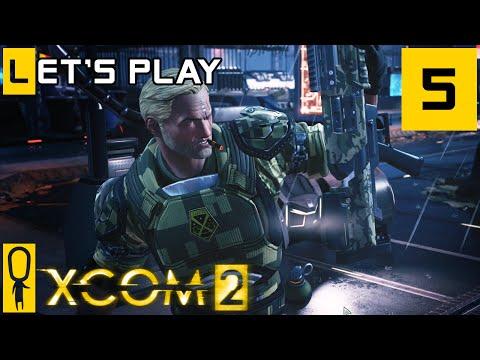 XCOM 2 - Part 5 - Batch's Close Call -  Let's Play - [Season 4 Legend]