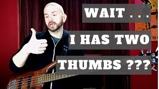 Lesson Three, Part 1: Double Thumbing Ala Classical Thump - Eric Blood Project