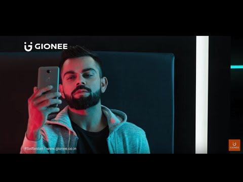 Selfiestan Humara With Virat Kohli – Gionee A1 - Full Version