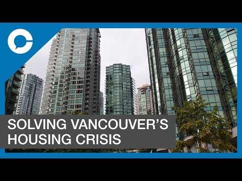 Vancouver's Housing Crisis, some solutions with Michael Geller
